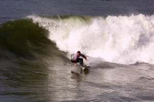 Killavil House Surfing in Bundoran